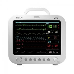 Monitor Multiparamétrico Edan Serie M9