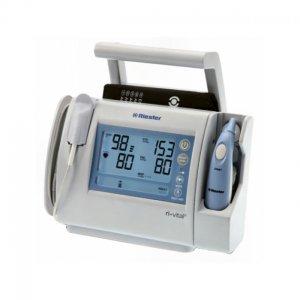 Monitor Multiparametrico Riester Ri-vital® Spot Check con Oximetría y PANI + Opc. Temperatura