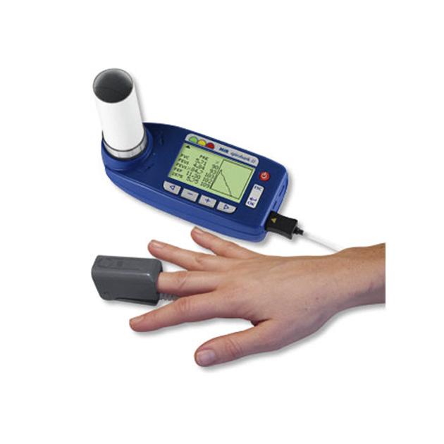 Espirometro Portátil MIR Spirobank II c/SpO2 Opcional