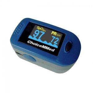 Oxímetro de Dedo c/Curva Choice MD300-C/D