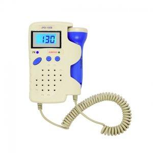 Detector Fetal Doppler c/Pantalla Jumper JPD-100B