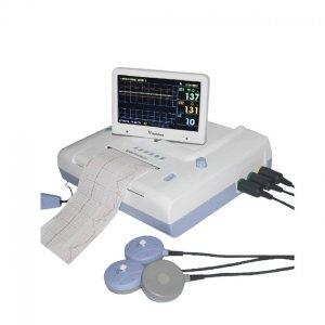 Monitor Fetal c/Pantalla LCD Bistos BT-350 LCD