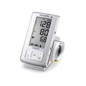 Tensiometro Digital Microlife BP A6 Basic AFIB Fibrilacion Arritmia y Fuente externa