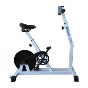 Bicicleta de Ergometria con freno Electromagnetico CardioCom CicloEM Vertical