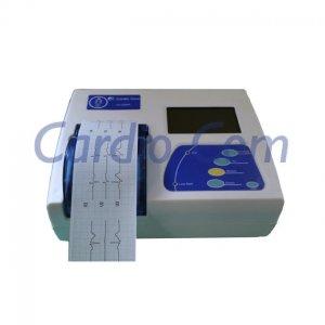 Electrocardiógrafo Veterinario CardioCom Compacto CC12DerSP1 VET
