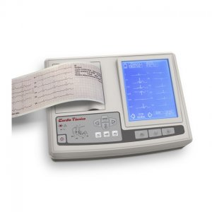 Electrocardiografo 6 Canales Cardiotecnica RG506 Tactil