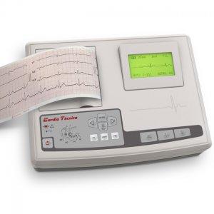 Electrocardiografo 3 Canales Cardiotecnica RG503