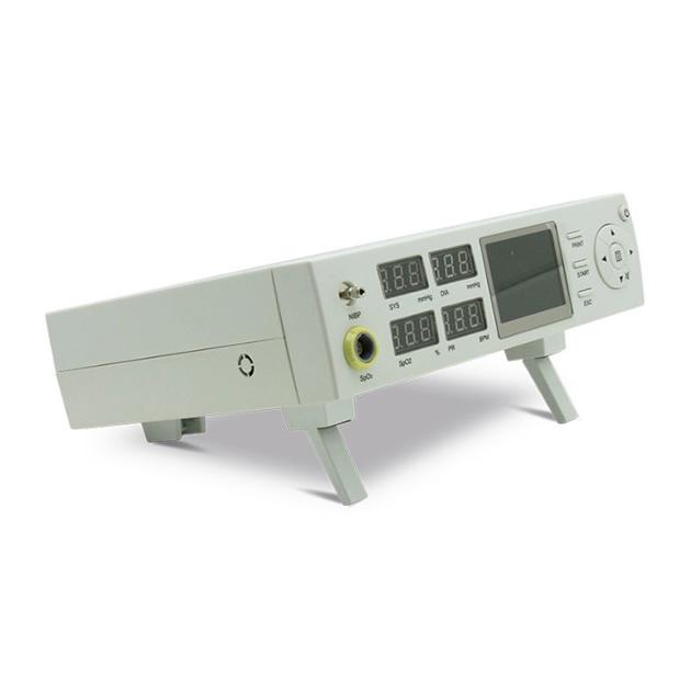 Monitor Veterinario Contec CMS 5000 con SpO2 + NIBP (Presion No Invasiva)