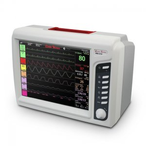 Monitor Multiparametrico Cardiotecnica MA512 + CO2 Capnografia