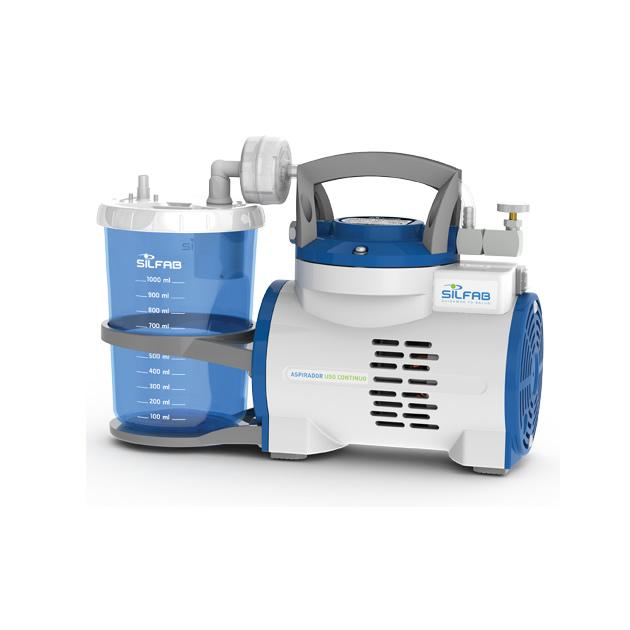 Aspirador a Diafragma de 1 litro Silfab N33-A