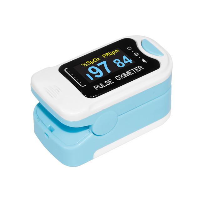 Oximetro de Dedo Adulto Contec CMS50N