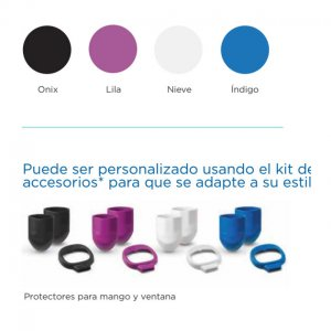 Set protector Antishock para Pocket LED Welch Allyn
