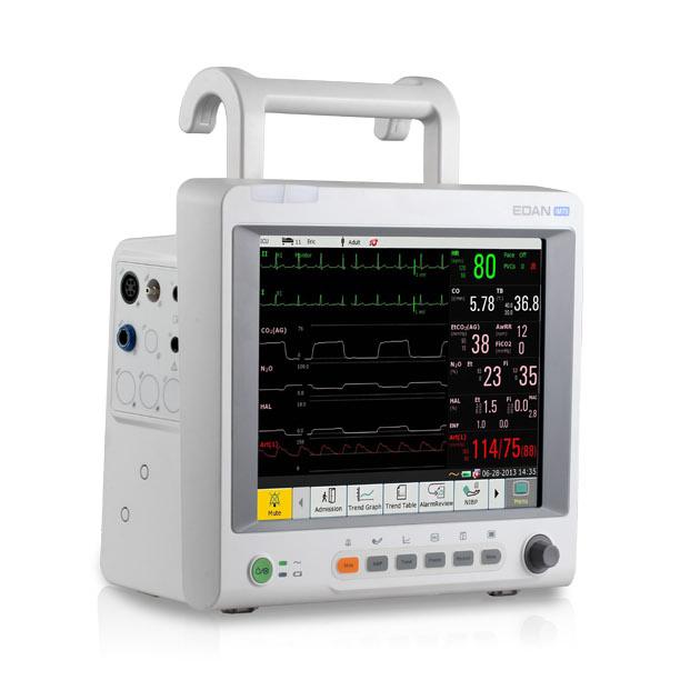 Monitor Multiparametrico Tactil Edan iM70