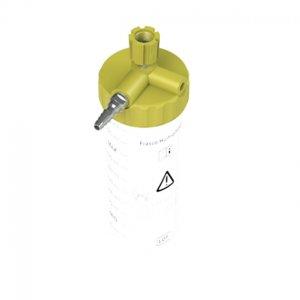 Vaso Humidificador 250 Cm3 de Aire Medicinal PFR002