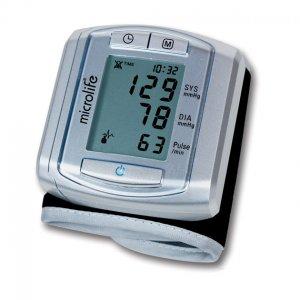Tensiometro Digital de Muñeca Microlife BP W90 Arritmia