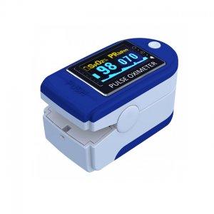 Oximetro de Dedo Adulto Contec CMS50D