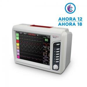 Monitor Multiparametrico Cardiotecnica MA512-1