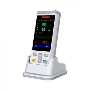 Oximetro de Mano Cardiotecnica OXI601