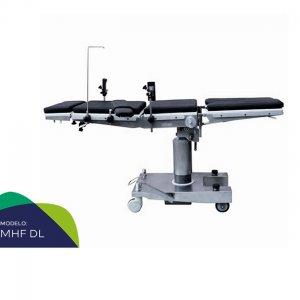 Mesa de Cirugia Hidráulica Desplazamiento Longitudinal Modelo MHF DL AI