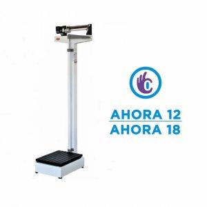 Balanza Mecanica Adulto Roma BPP-S c/Altimetro